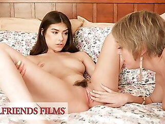 MILFs Exchange Teen Stepdaughters For Sex - GirlfriendsFilms big boobs lesbian