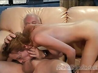 MAXHARDCORE vs HEATHER milf blowjob